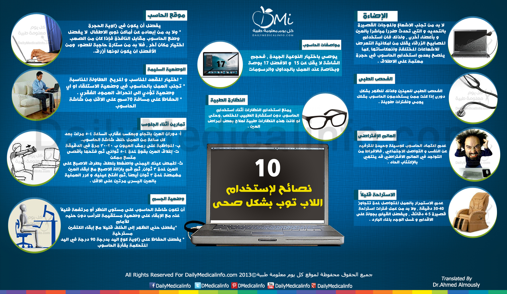 DailyMedicalinfo Laptop
