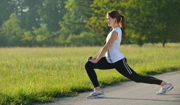 الرياضة اثناء الدورة الشهرية