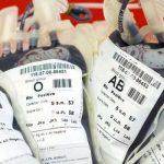 انواع فصائل الدم