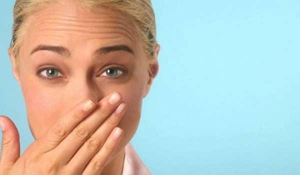 علاج نزيف الانف
