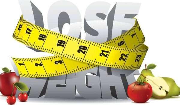 طريقة انقاص الوزن