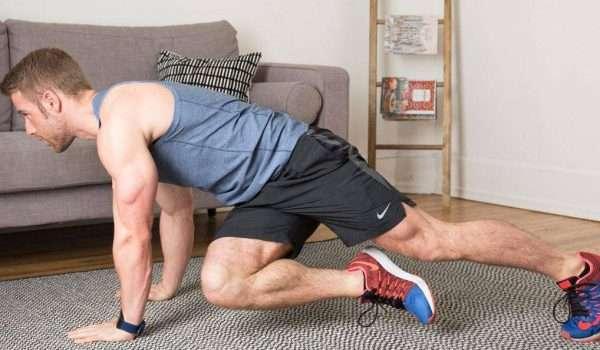 تمارين رياضية في المنزل