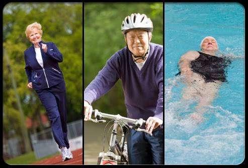 فوائد الرياضة لكبار السن