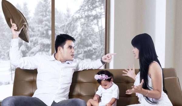 اخطاء مع الطفل الاول
