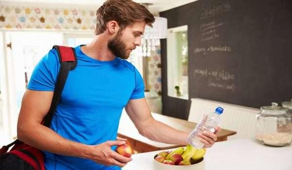 التدريب والتغذية في رمضان