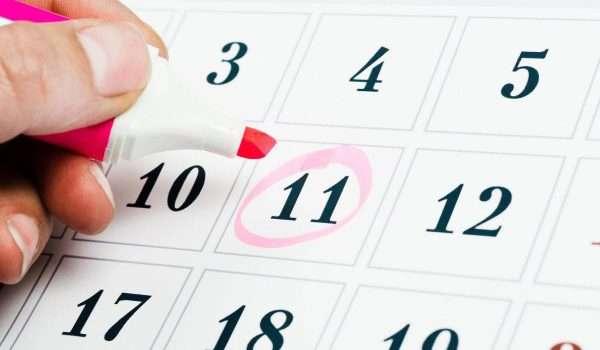 طرق تاخير الدورة الشهرية