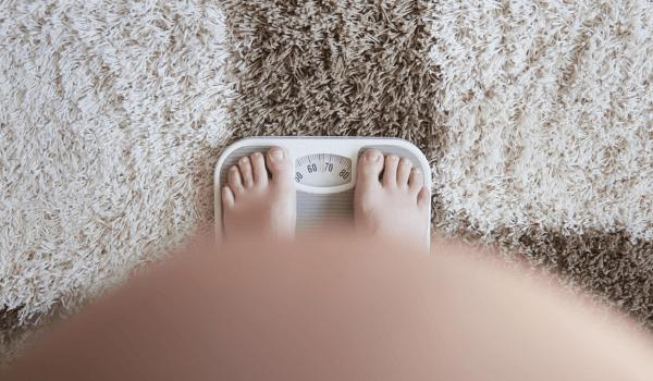 انقاص الوزن اثناء الحمل
