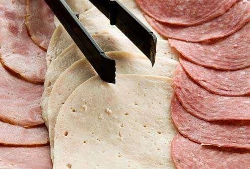 الليستريا :اللحوم المجمدة