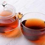 لا تتناول الشاى بعد الطعام