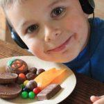 لا تحرم أطفالك من الحلويات