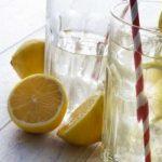 ماء الليمون الدافئ وفوائده