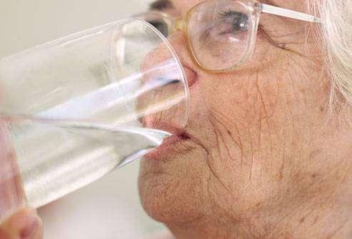 كبار السن وعدوى الجهاز البولي