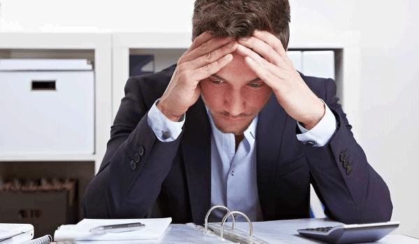 التوتر في العمل