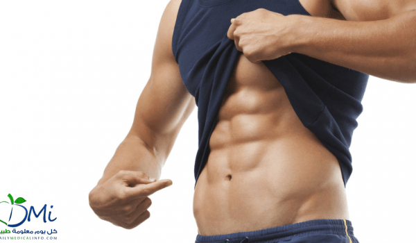 عضلات-البطن-السداسية