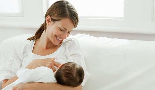 مشاكل الرضاعة الطبيعية