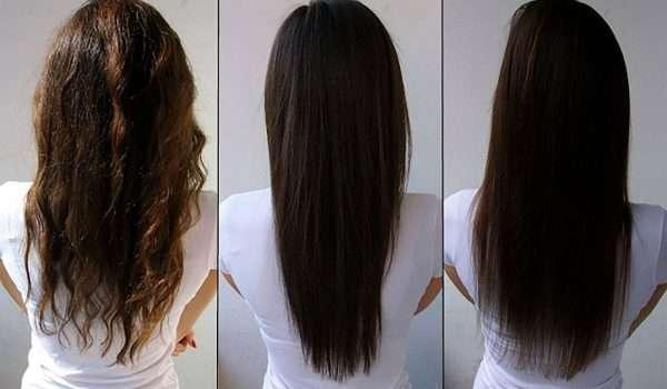 كيراتين الشعر