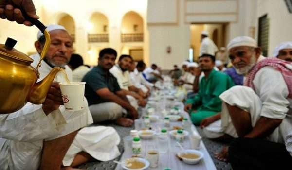 رعاية المسنين في شهر رمضان