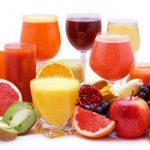 عصائر الفاكهة