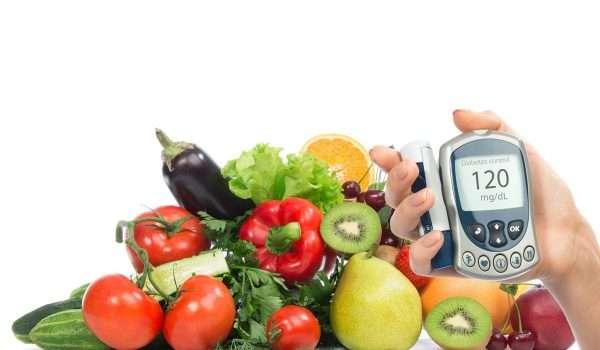 نظام غذائي لمرضى السكر