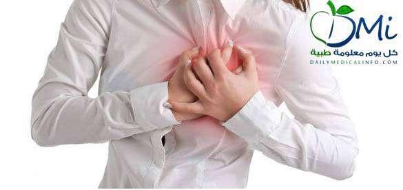الأزمات القلبية