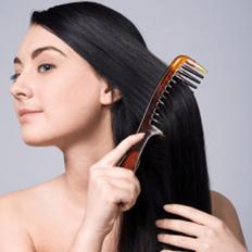 ما هي الطرق الأكثر أمناً لفرد الشعر