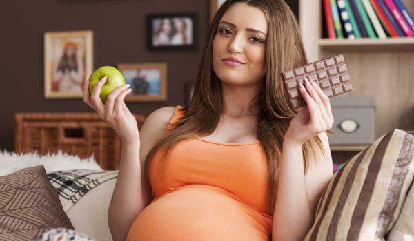 الاكلات الممنوعة للحامل