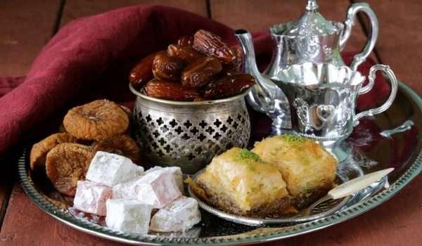 فتح الشهية في شهر رمضان