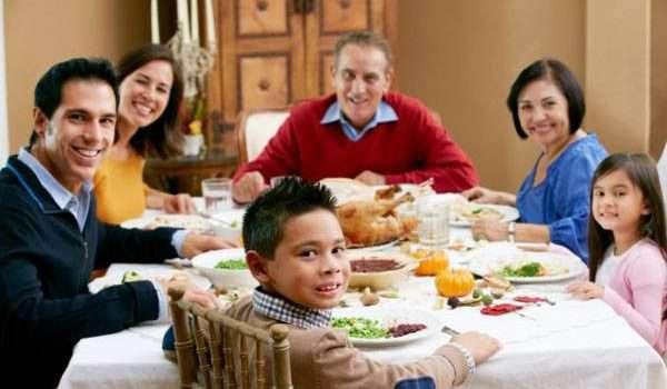 تجمع العائلة في رمضان لمة العيلة في رمضان