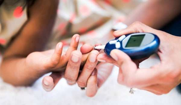 علاج الجروح لدى مريض السكري