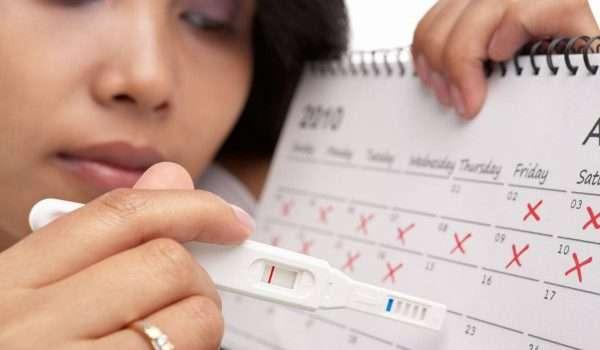 عدم انتظام الدورة الشهرية