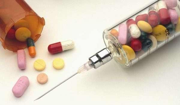 ادمان الأدوية