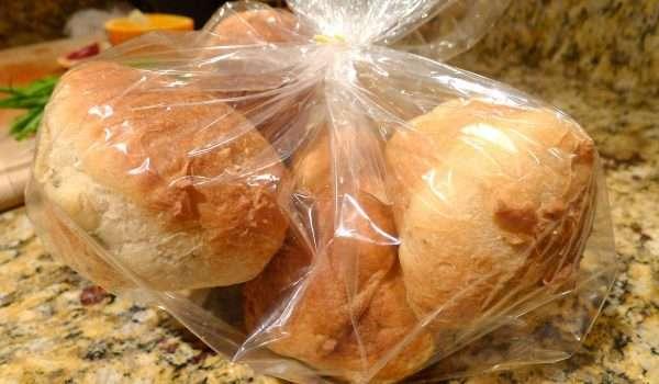حفظ الخبز