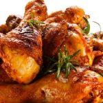 طريقة عمل افخاد الدجاج المشوية
