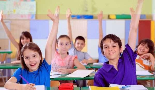 صحة الطفل في المدرسة