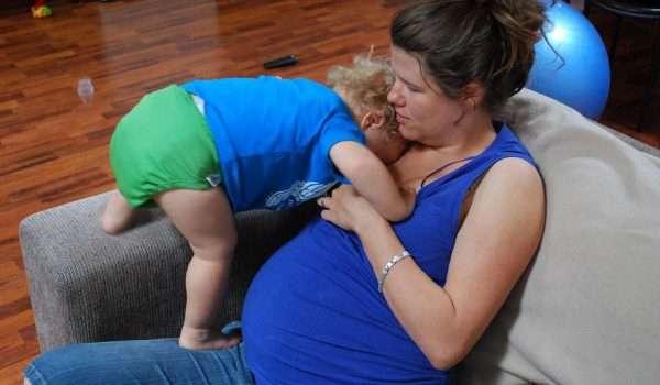 الحمل اثناء الرضاعة