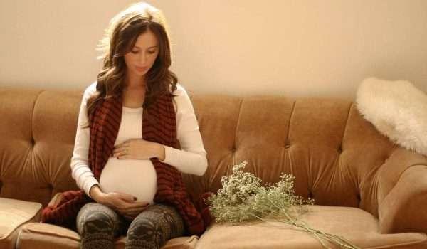 علاج الغازات عند الحامل