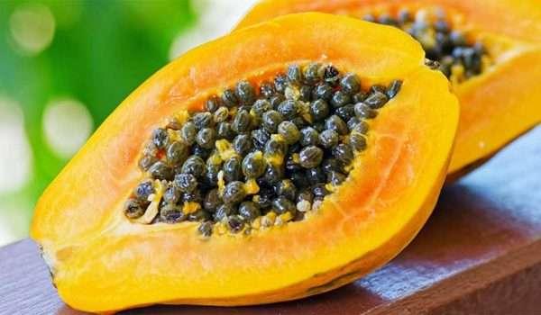 فوائد فاكهة البابايا