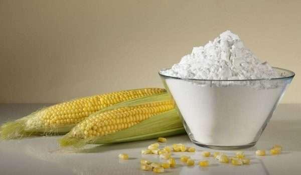 فوائد نشا الذرة