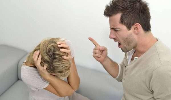 التعامل مع غضب الزوج