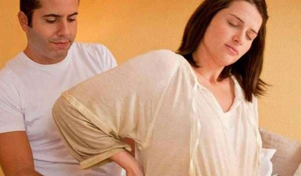 أعراض قبل الولادة الطبيعية