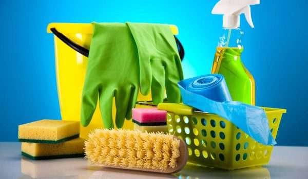 اضرار المنظفات المنزلية