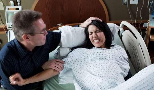 تمزق المهبل اثناء الولادة