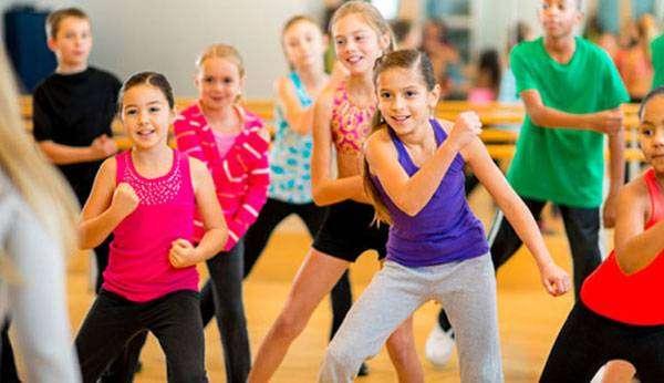 فوائد رقصة الزومبا زومبا الأطفال