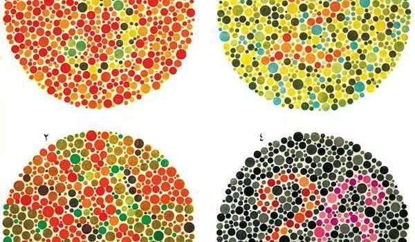عمى الألوان إيشيهارا