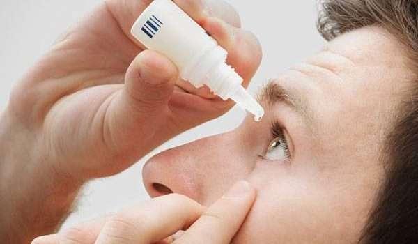 انواع قطرة العين