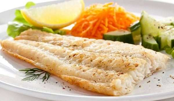 السمك الطازج سمك الفيلية