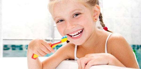فرشاة الاسنان فرشاة اسنان الاطفال