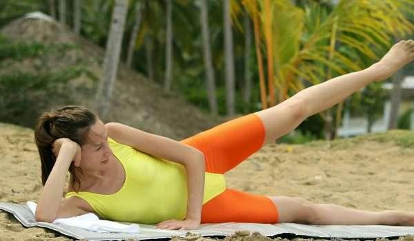 علاج السيلوليت بالرياضة