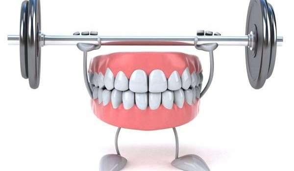 علاج الاسنان المكسورة