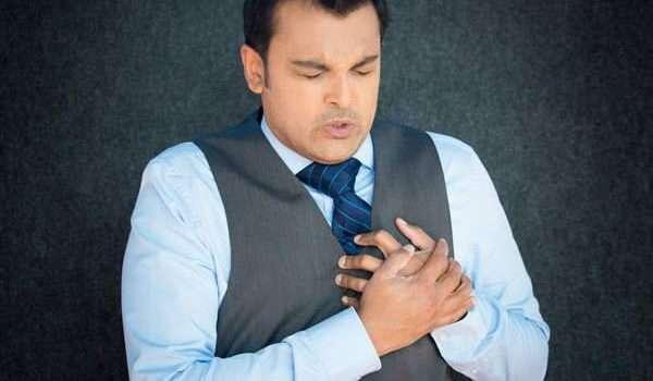 نغزات القلب الوخزات الصدرية